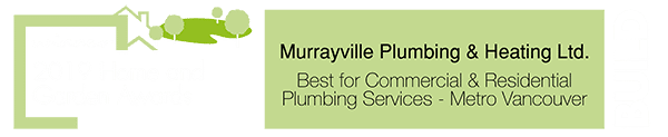 Best Commercial & Residential Plumbing Services - Metro Vancouver - 2019 Award Recipient