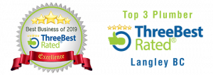 Rated Top 3 Plumbers in Langley BC 2019